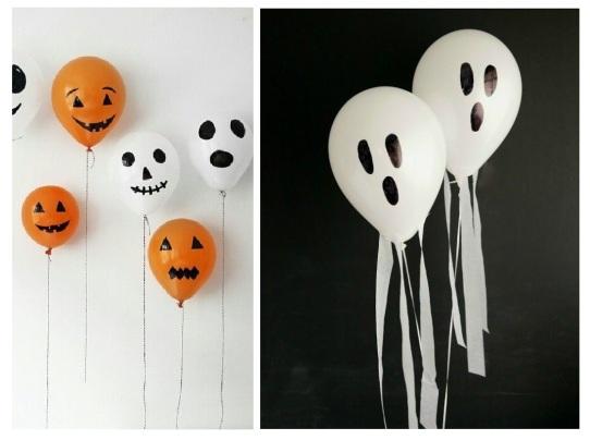 festa-de-halloween-balões