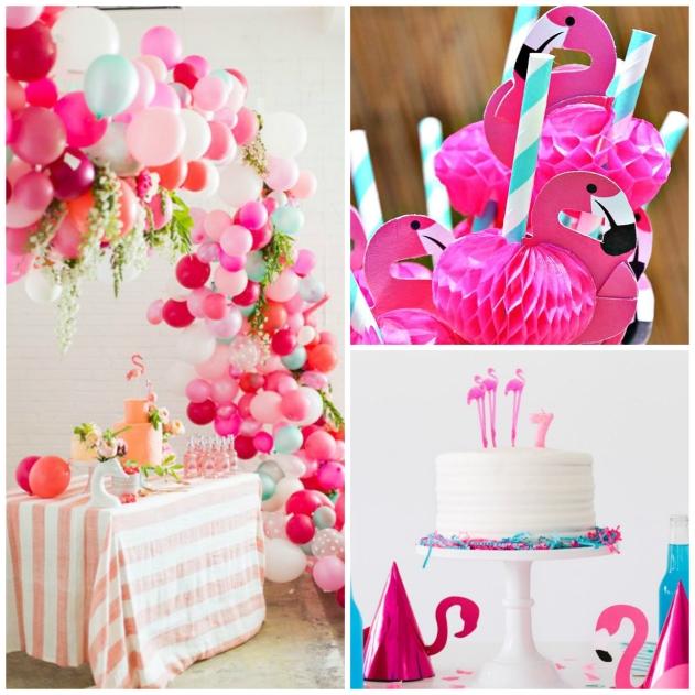 decoracao-de-festa-tema-flamingos